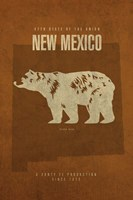 NM State of the Union Fine Art Print