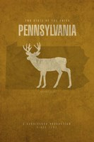 PA State of the Union Fine Art Print
