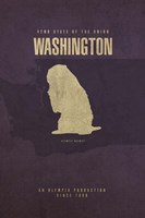 WA State of the Union Fine Art Print