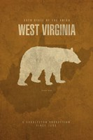 WV State of the Union Fine Art Print