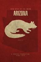 AZ State of the Union Fine Art Print