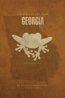 GA State of the Union Fine Art Print