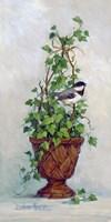 Ivy Topiary I Fine Art Print