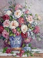 Her Majesty's Roses Fine Art Print