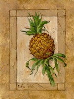 Pineapple Pizzazz II Fine Art Print