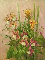 Exotics Collection I Fine Art Print