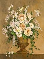 Southern Floral Fine Art Print