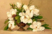 Southern Magnolias Fine Art Print