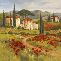 Tuscan Dream I Fine Art Print
