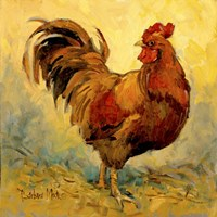 Rooster Rules I Fine Art Print