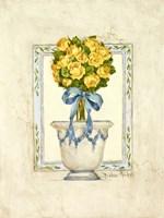 Yellow Rose I Fine Art Print