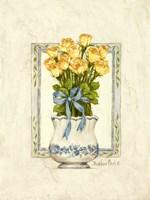 Yellow Rose II Fine Art Print