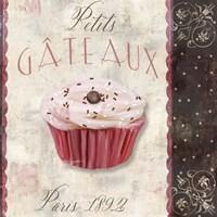 Patisserie VII Fine Art Print