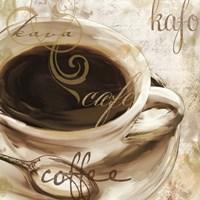 Le Cafe I Fine Art Print