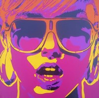Pop Star 4 Fine Art Print