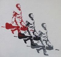 Rush Hour 2 Fine Art Print