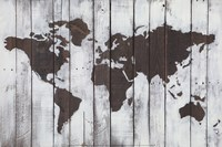 Weathered World Fine Art Print