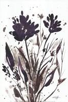 Floral Music II Fine Art Print