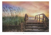 Walk Into Sunrise Fine Art Print