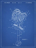 Blueprint Omega Pacific Link Climbing Cam Patent Fine Art Print