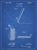 Blueprint Golf Wedge 1923 Patent Fine Art Print