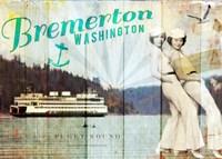 Bremerton Girls Fine Art Print
