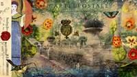 Luxembourg Promenade Fine Art Print