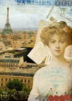 Madame B. Fine Art Print