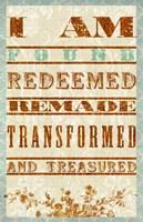 Redeemed Fine Art Print