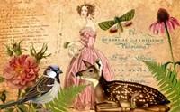 Spring Cotillion Fine Art Print