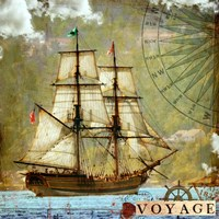 Voyage Fine Art Print