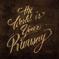 Shoe Fetish Quotes IV Dark Fine Art Print