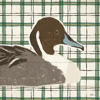 Vintage Lake IX Fine Art Print