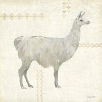 Llama Land V Fine Art Print