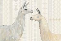 Llama Land I Fine Art Print