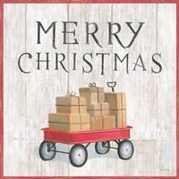 Christmas Affinity XII Fine Art Print