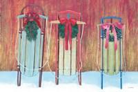 Christmas Affinity V Fine Art Print