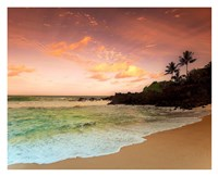 North Shore Dawn, Oahu Fine Art Print