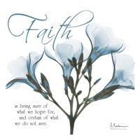 Faith Oleander Fine Art Print