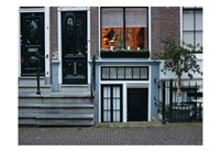House Amsterdam Fine Art Print