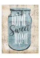 Jar Sweet Home Fine Art Print