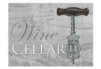 Soft Wine Cellar Fine Art Print