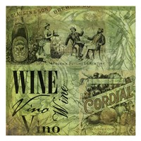 Spirit of Wine Fine Art Print