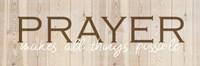 Prayer v3 Fine Art Print