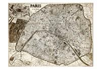 Paris 1878 Fine Art Print