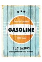 Gasoline Fine Art Print