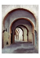 Streets of Morocco Fine Art Print