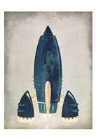 To Space 2 Fine Art Print