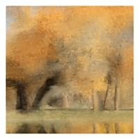Fall Reflections 1 Fine Art Print