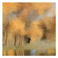 Fall Reflections 2 Fine Art Print